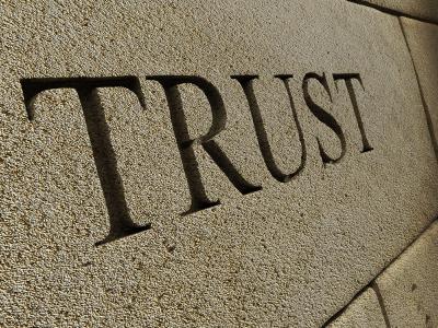 I Will Trust.
