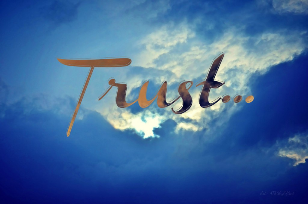 What Do You Trust In?